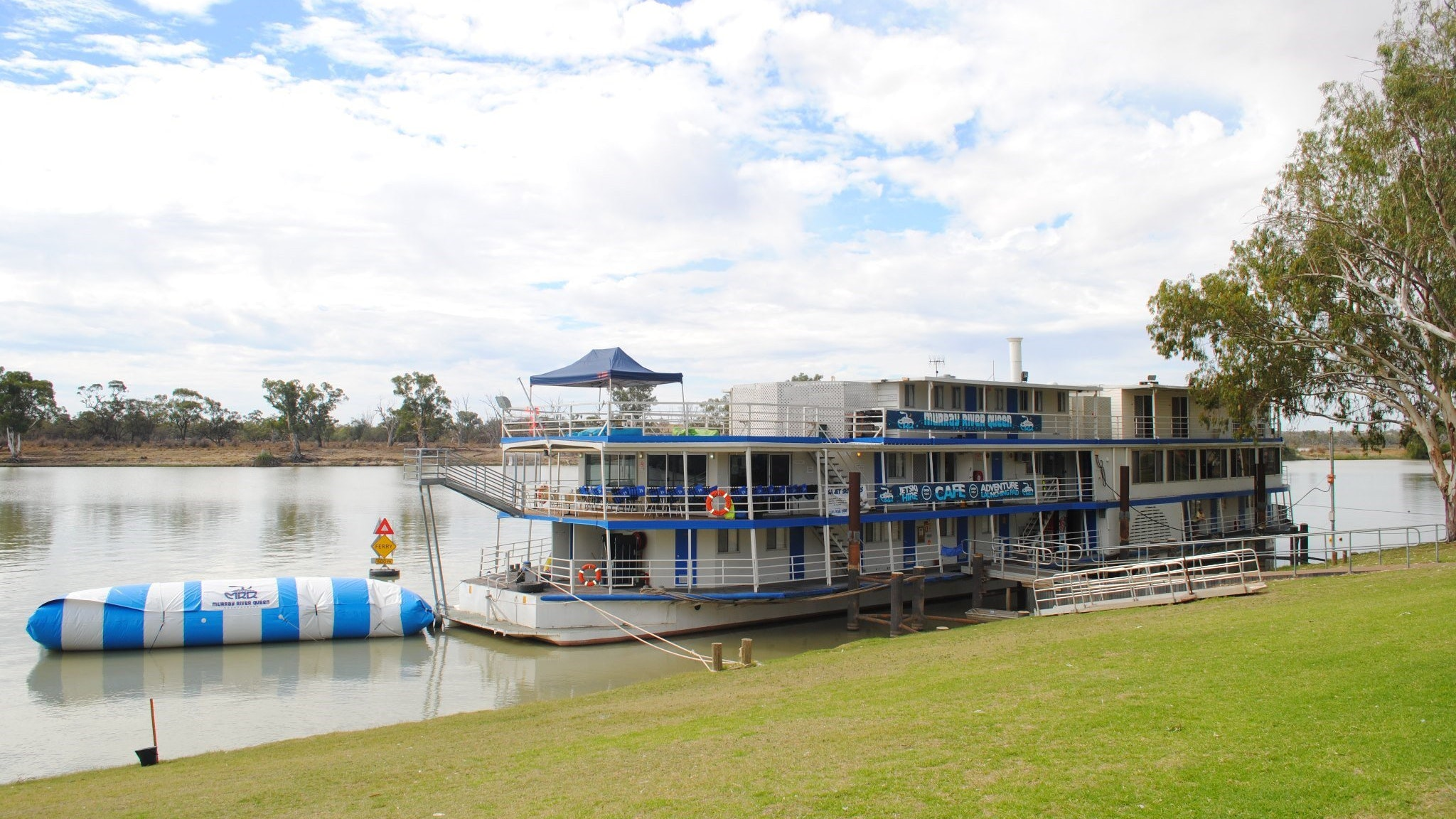 Murray River Queen Backpackers - Accommodation Melbourne