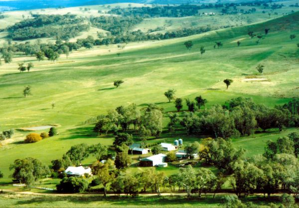 Daisyburn Homestead - Accommodation Melbourne