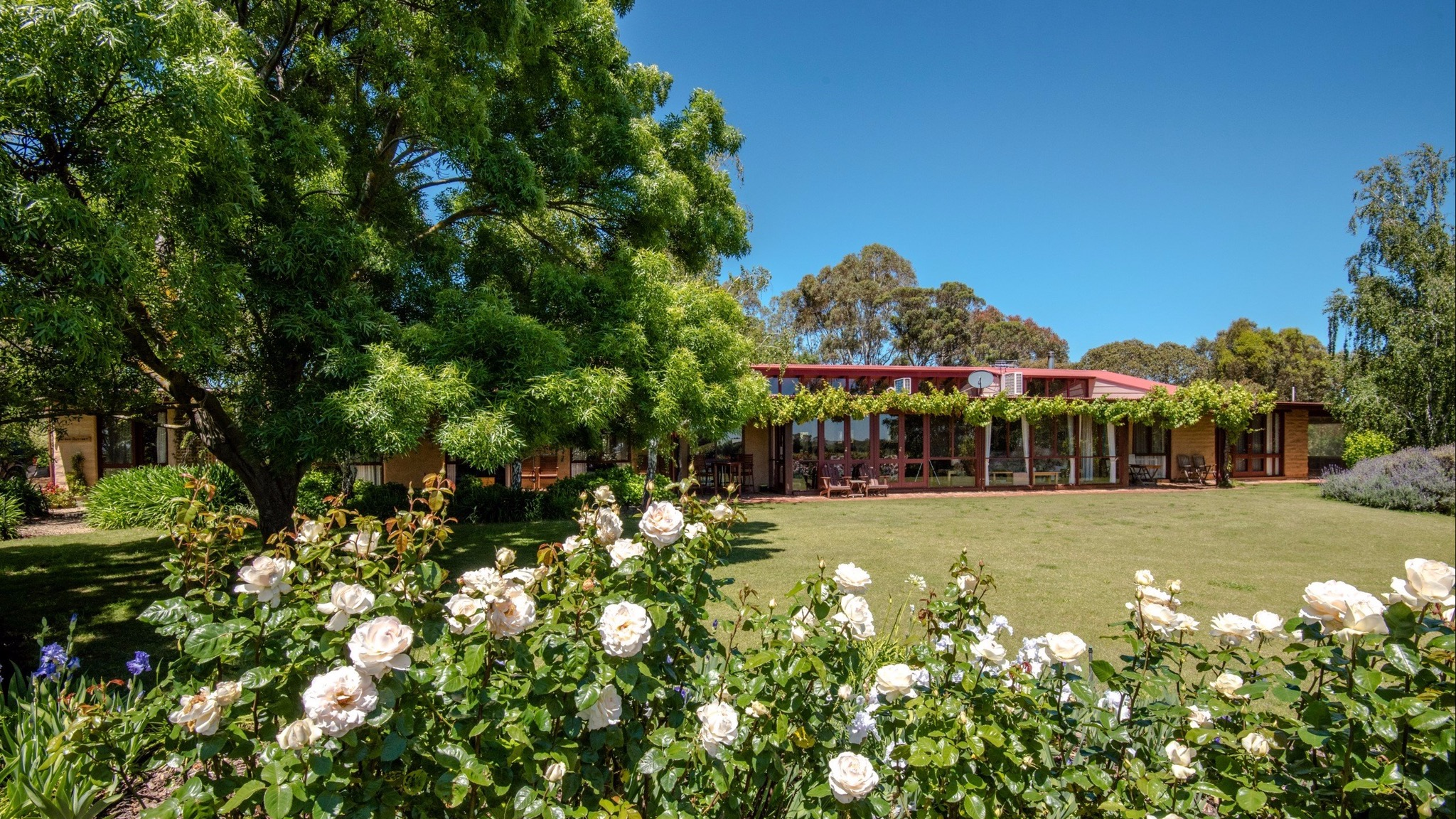 Mulberry Lodge Country Retreat - Accommodation Melbourne