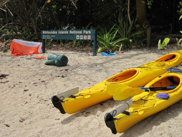 Molle Island National Park Whitsundays National Park Camping Ground - Accommodation Melbourne