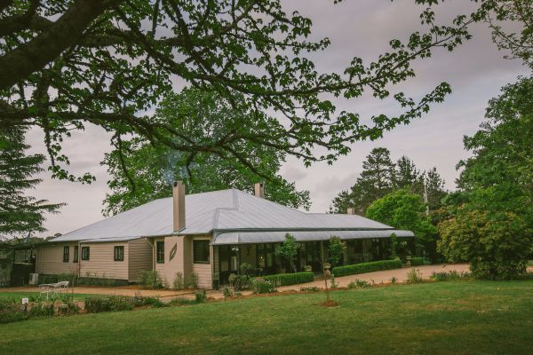 Sylvan Glen Country House - Accommodation Melbourne