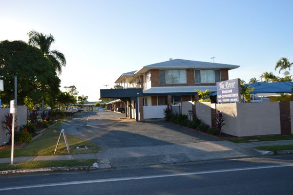 The Rover Holiday Units/Motel - Accommodation Melbourne