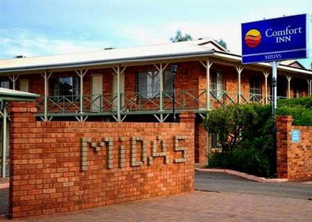 Comfort Inn Midas - Accommodation Melbourne