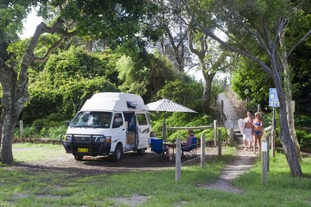 Scotts Head Holiday Park - Accommodation Melbourne