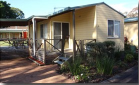 Bays Holiday Park - Accommodation Melbourne