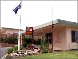 Gold Panner Motor Inn - Accommodation Melbourne