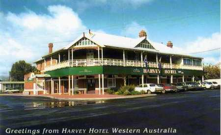 Harvey Hotel - Accommodation Melbourne