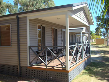 Kalbarri Tudor Holiday Park - Accommodation Melbourne