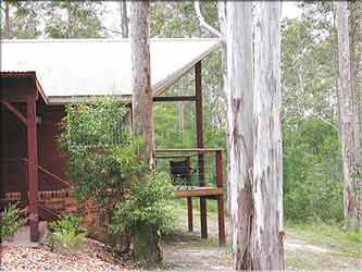 Bewong River Retreat - Accommodation Melbourne
