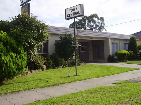 Bairnsdale Town Central Motel - Accommodation Melbourne