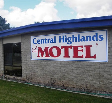 Central Highlands Motor Inn - Accommodation Melbourne