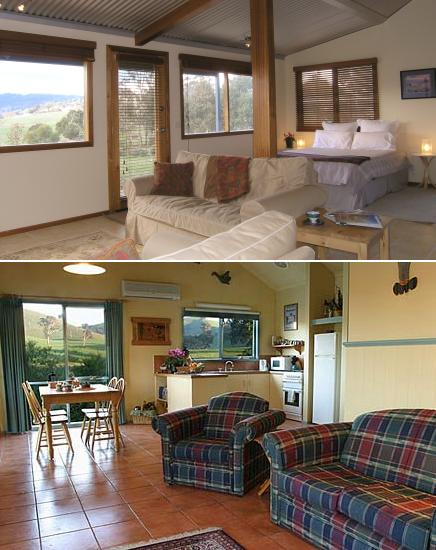 Athlone Country Cottages - Accommodation Melbourne