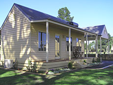 Tamberrah Cottages - Accommodation Melbourne