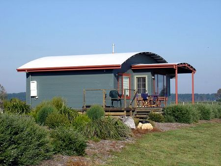 Frog Gully Cottages - Accommodation Melbourne