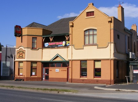 Cross Keys Hotel - Accommodation Melbourne