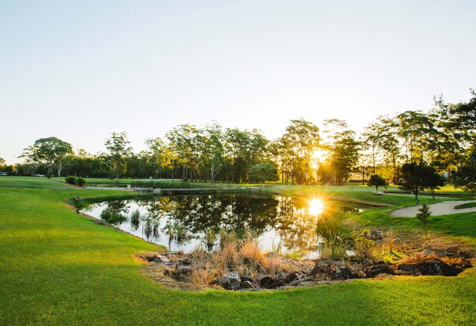 Tallwoods Golf Course and Resort - Accommodation Melbourne