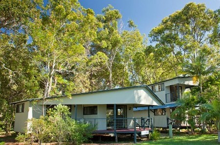 Wooli River Lodges - Accommodation Melbourne