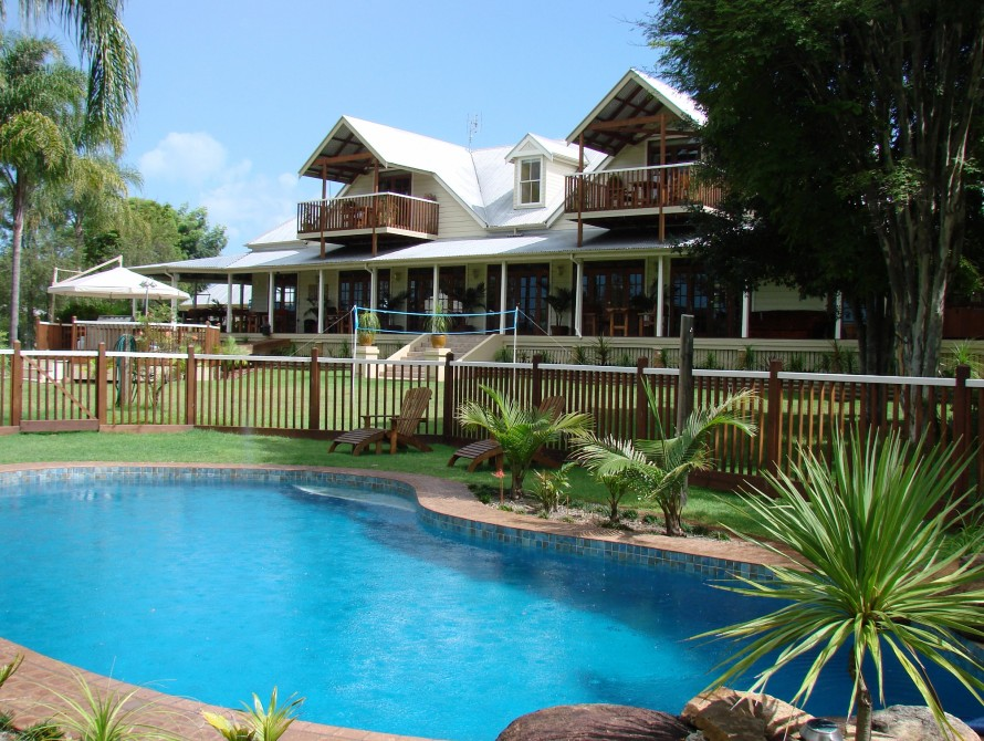 Clarence River Bed  Breakfast - Accommodation Melbourne