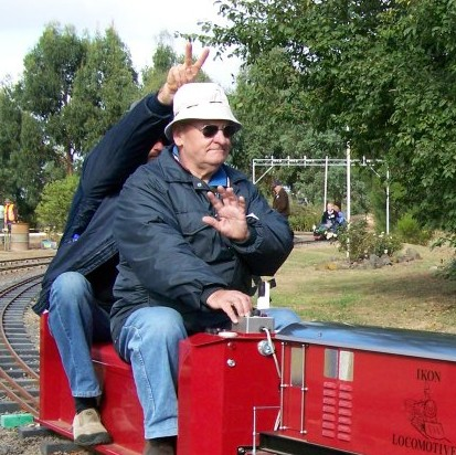 Bulla Hill Railway - Accommodation Melbourne