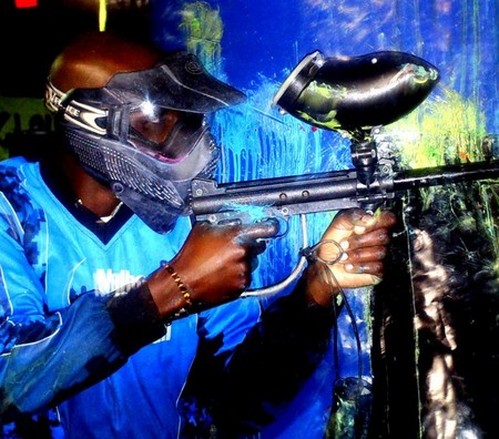 Melbourne Indoor Paintball - Accommodation Melbourne