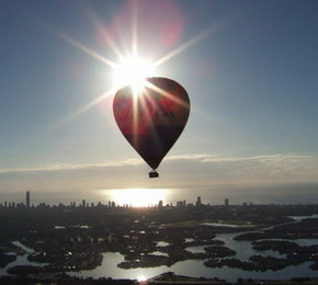 Balloon Down Under - Accommodation Melbourne