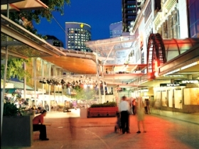 Queen Street Mall - Accommodation Melbourne