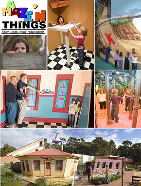 A Maze 'N Things - Accommodation Melbourne