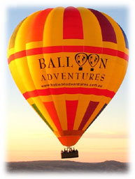 Balloon Adventures Barossa Valley - Accommodation Melbourne