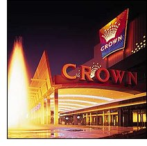 Crown Entertainment Complex - Accommodation Melbourne