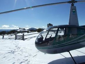 Alpine Helicopter Charter Scenic Tours - Accommodation Melbourne