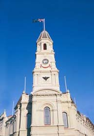 Fremantle Town Hall - Accommodation Melbourne