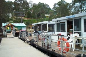 Clyde River Houseboats - Accommodation Melbourne