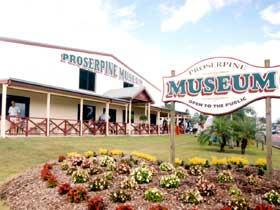 Proserpine Historical Museum - Accommodation Melbourne