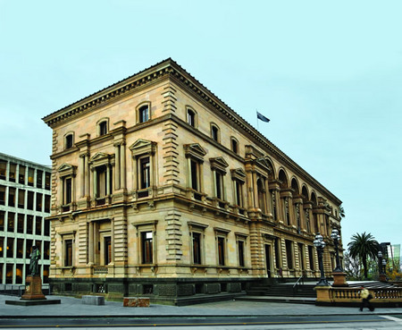Old Treasury Building - Accommodation Melbourne