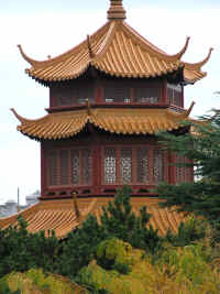 Chinese Garden of Friendship - Accommodation Melbourne