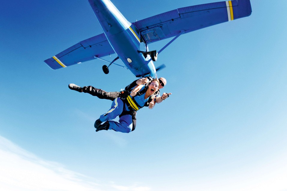Skydive the Beach and Beyond Yarra Valley - Accommodation Melbourne