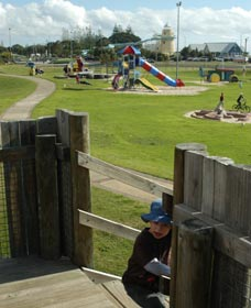 Yoganup Playground - Accommodation Melbourne