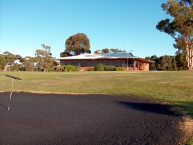 Maitland Golf Club Incorporated - Accommodation Melbourne