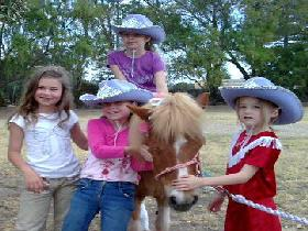 Amberainbow Pony Rides - Accommodation Melbourne