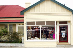 Old Maypole Collectables  Antiques - Accommodation Melbourne