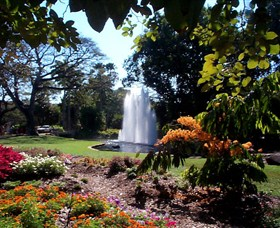 George Brown Darwin Botanic Gardens - Accommodation Melbourne