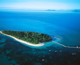 Green Island National Park - Accommodation Melbourne
