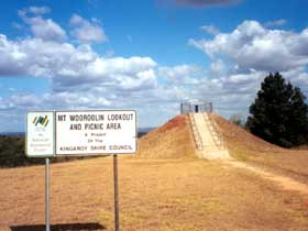 Mount Wooroolin - Accommodation Melbourne