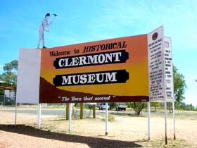 Clermont Historical Centre and Museum - Accommodation Melbourne