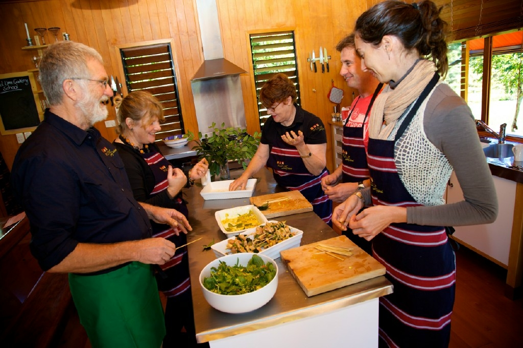 Wild Lime Cooking School - Accommodation Melbourne