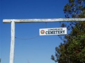 Longreach Cemetery - Accommodation Melbourne