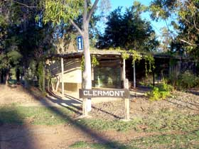 Clermont - Old Town Site - Accommodation Melbourne