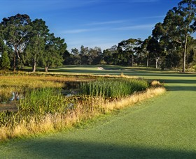 Commonwealth Golf Club - Accommodation Melbourne