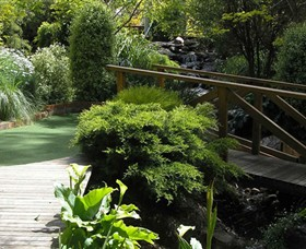 Grampians Adventure Golf MOCO Gallery  Cafe - Accommodation Melbourne