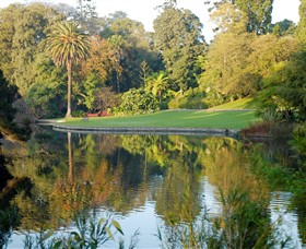 Royal Botanic Gardens Melbourne - Accommodation Melbourne
